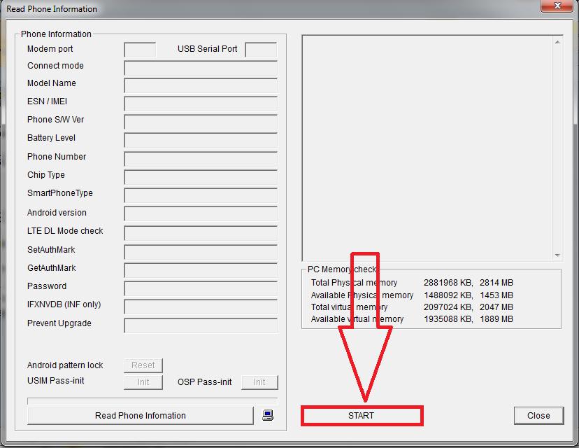 LG K10] Wgrywanie czystego firmware/ systemu LG Flash Tool
