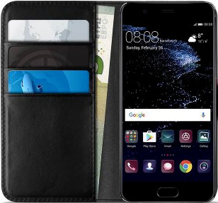 PURO Booklet Wallet Case - Etui Huawei P10 z kieszeniami na karty .PNG